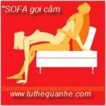 Tư thế : Trên ghế Sopha lãng mạn