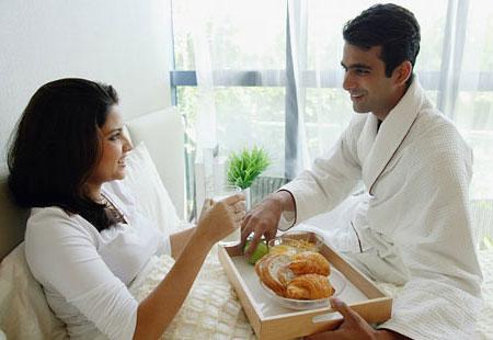 Ăn gì để giúp chuyện yêu tuyệt vời hơn luôn là nỗi trăn trở của các cặp đôi?