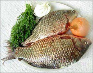 Cá chép thực phẩm quý tốt cho mẹ và bé