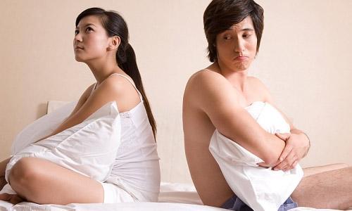 Những rắc rối trong quan hệ tình dục quý cô gặp phải